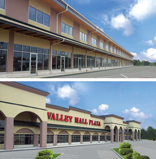 Valley Mall Plaza